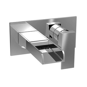 Wall-mounted Lavatory Faucets