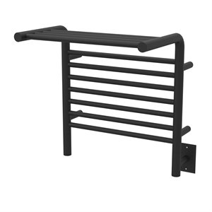 Heated Towel Rack M Shelf Straight