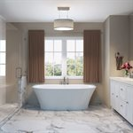 Alta Freestanding Bathtub 67""