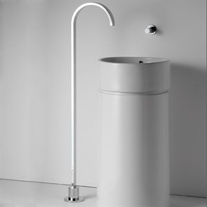 Arch Faucet Polished Chrome