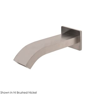 Kubista Faucet Brushed Nickel