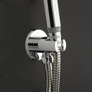 Cigno Faucet Polished Chrome