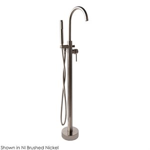 Cigno Faucet Brushed Nickel