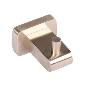 Eleganza Hardware Brushed Nickel