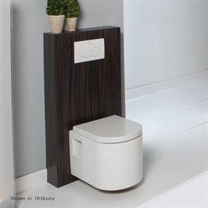 Tre Toilet Ardesia with Fine Texture