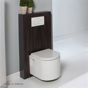 Tre Toilet Matte Taupe
