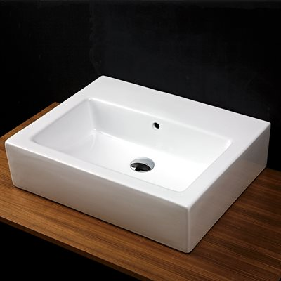 Aquagrande Vanity White