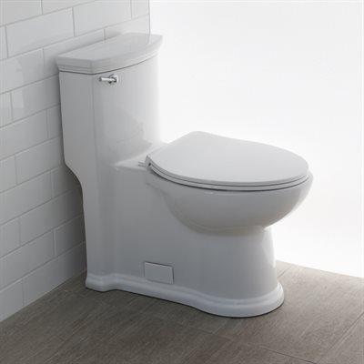LIRICO Toilet White