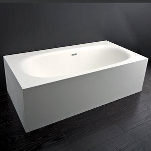 Aquagrande Bathtub Gloss White