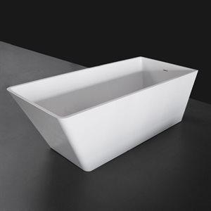 Aquaquattro Bathtub Gloss White