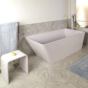 Aquaquattro Bathtub Matte White