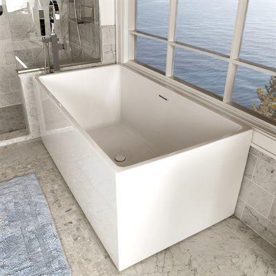 Aquasei Bathtub White