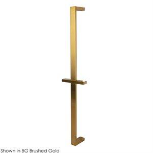 Kubista Shower Head Brushed Gold