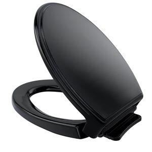 ELONGATED TRAD SOFT CLOSE SEAT EBONY