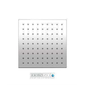 Ceiling shower headsquare20x20cm [8po]chrome