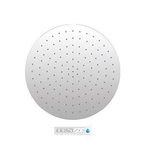 Ceiling shower headround40x40cm [16po]chrome