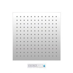 Ceiling shower headsquare40x40cm [16po]chrome