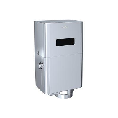 TOTO® ECOPOWER® Touchless 1.0 GPF Urinal Flushometer Valve, Polished Chrome - TEU1GAR#CP