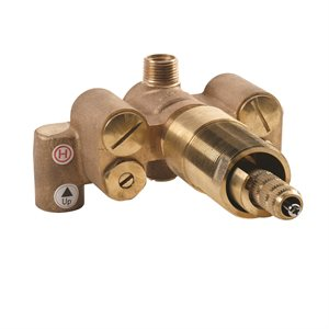 """""""1 / 2"""""""" THERMOSTATIC MIXING VALVE (ROUGH VALVE ONLY)"""""""